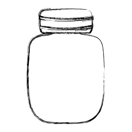 grunge cute clean bottle glass object