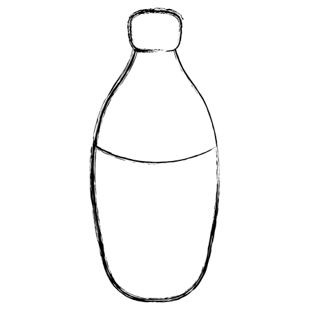 grunge nice glass bottle clean object