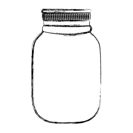 grunge fragile glass bottle preserve object