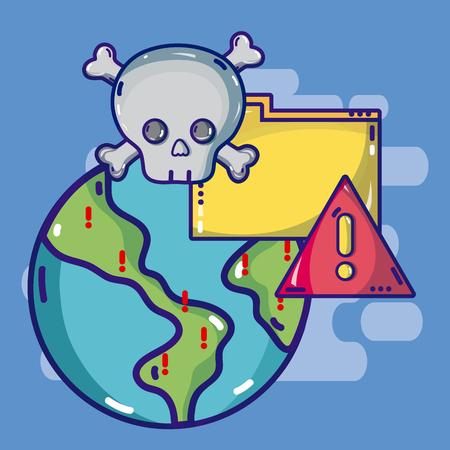 Cybercrimes around the world