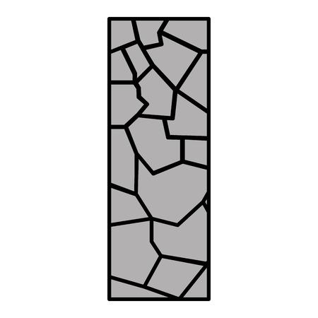 color wall texture stone block architecture