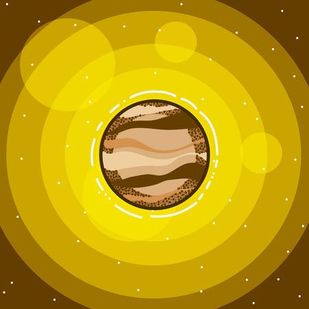 Neptune milkyway planet