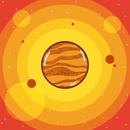 Jupiter milkyway planet