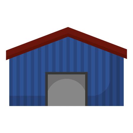Boutique de marché boutique commercial commercial Banque d'images - 102032939