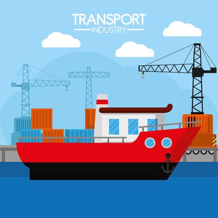 Maritime transport industry