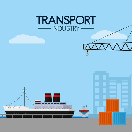 Maritime transport industry