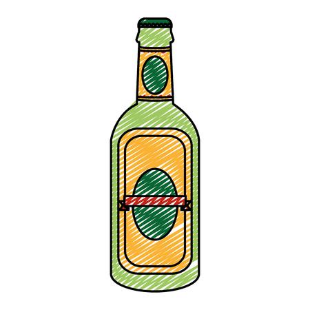 doodle schnapps liquor alcohol bottle beverage