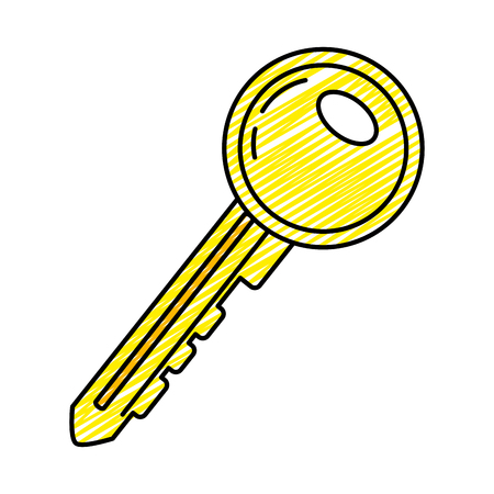 doodle key object to security open access