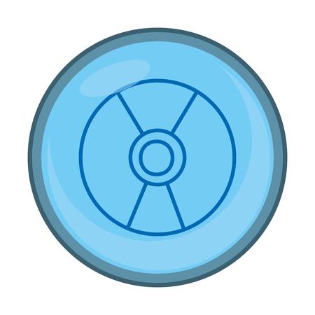 danger hazard energy power emblem