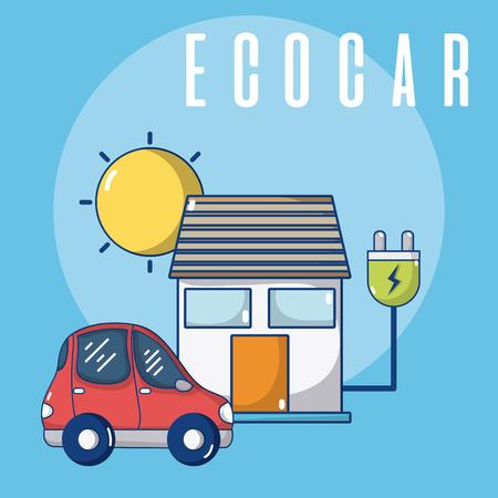 Ecocar green energy