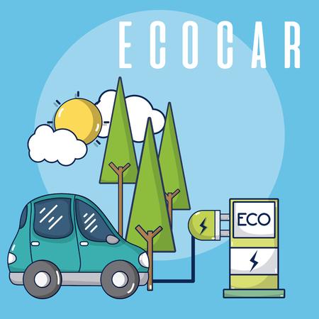 Ecocar energía verde