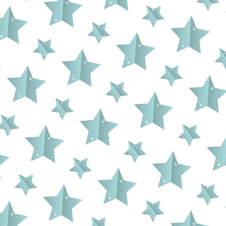 belleza brillante estrella universo fondo vector ilustración