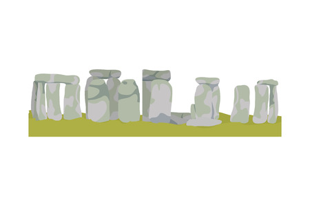 classical stonehenge antique scultupture monument