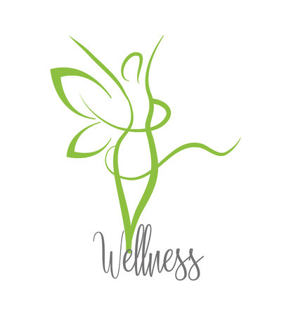 wellness woman with harmony message treatment
