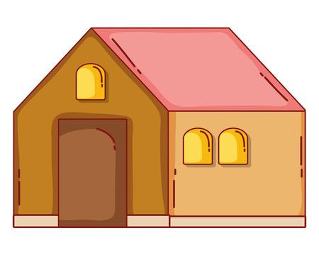 house cartoon Çizim