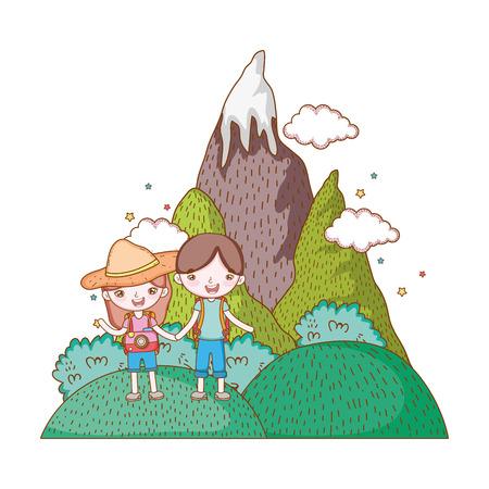 viajero turismo ecológico