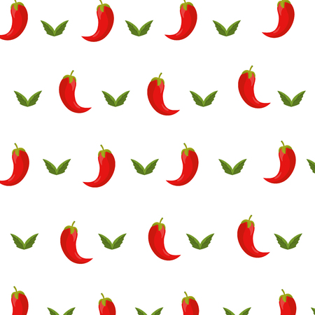 delicious mexican food pattern cartoon vector illustration graphic design Illustration