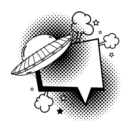15287 Spacecraft Ufo Cliparts Stock Vector And Royalty Free
