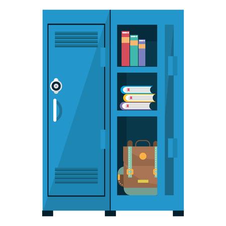 school study element cartoon vector illustration graphic design