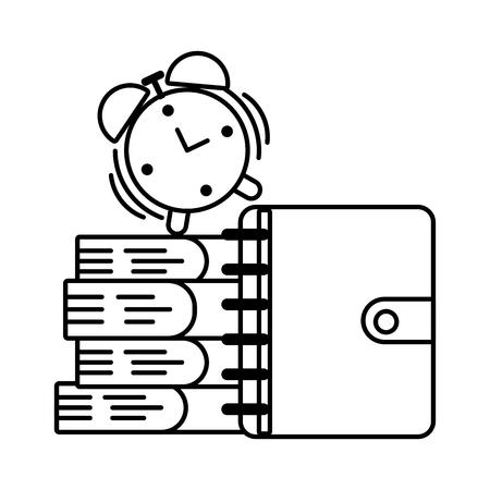 study element cartoon vector illustration graphic design