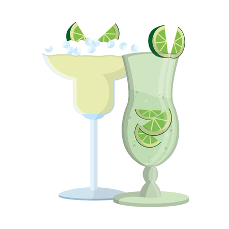 alcoholic drink cartoon vector illustration graphic design vector illustration graphic design