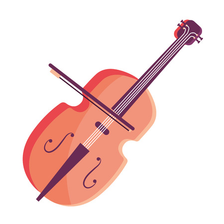 music instrument cartoon Illustration