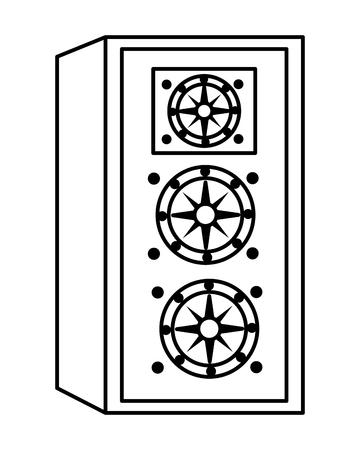 Speaker Clip Box