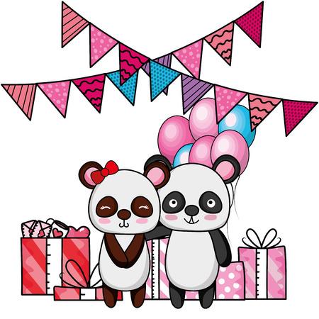 love and animals cartoons