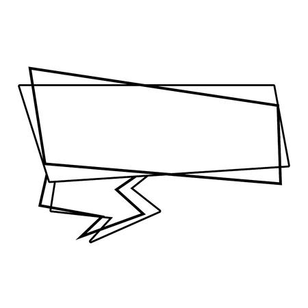 comic speech bubble icon vector illustration design