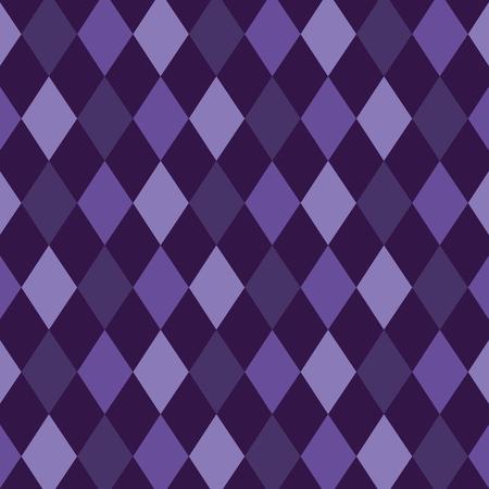 harlequin pattern background decoration vector illustration graphic design Vecteurs