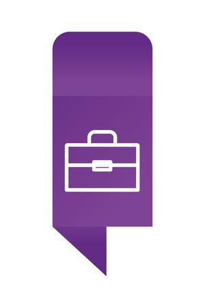 infographic layout suitcase cartoon vector illustration graphic design 向量圖像