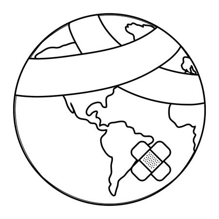 34458 Cartoon Earth Cliparts Stock Vector And Royalty Free Cartoon