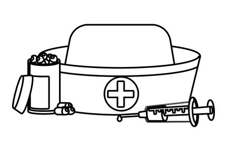 Medical healthcare cartoon