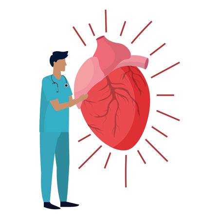 healthcare medical cartoon Imagens - 119324413