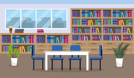 university library to education preparation and knowledge