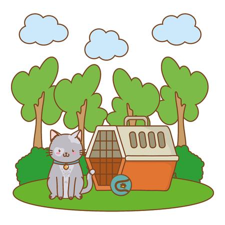 cute funny pet cartoon