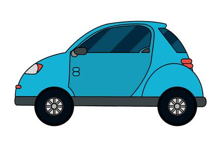 transportation concept cartoon 일러스트