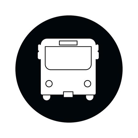 transportation concept cartoon Illustration