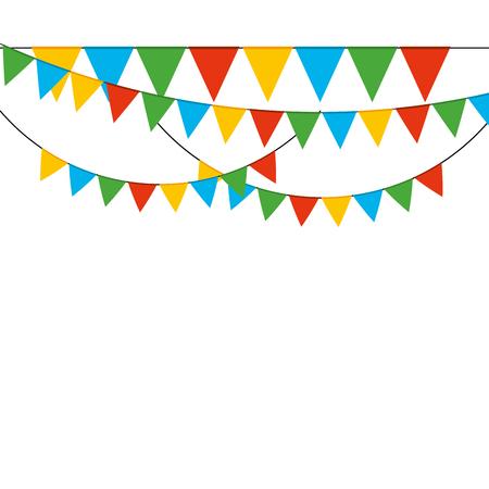 dibujos animados de fiesta festiva