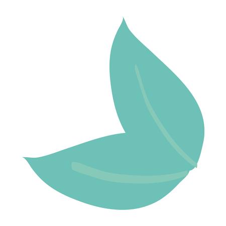 ecology leaf plant icon