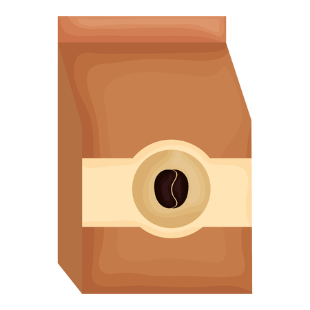 coffee bag product icon