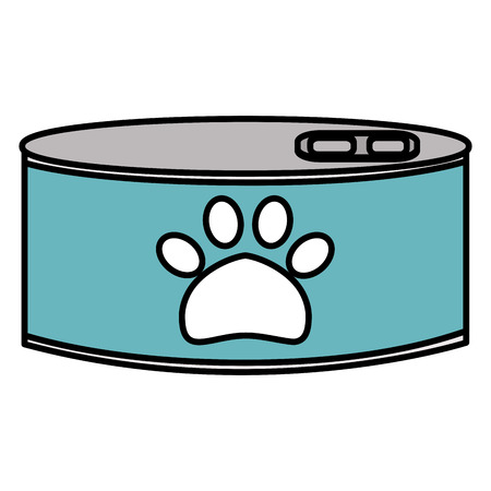 pet food can icon vector illustration design Stock Illustratie