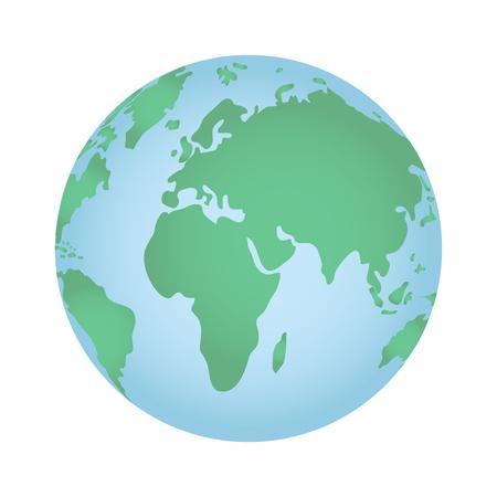 world map cartoon vector illustration graphic design Stockfoto - 122421760