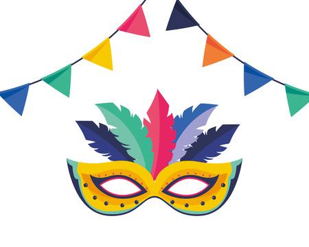 mask brazil carnival