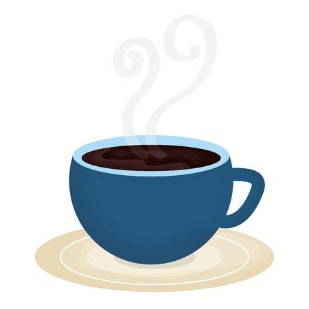 coffee cup in dish