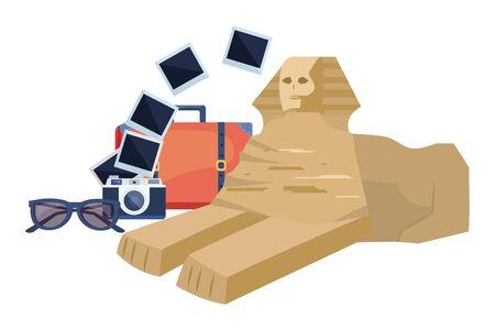 The Sphinx of Giza