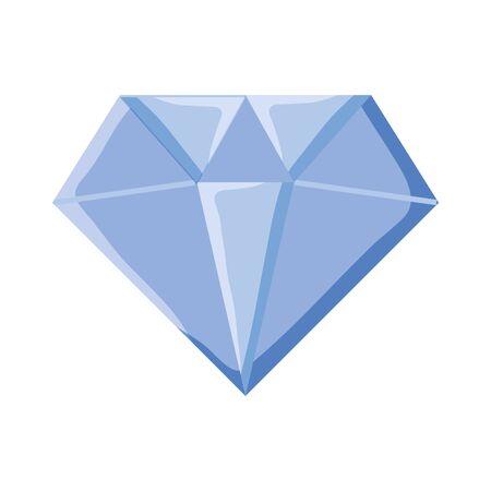 diamant rock juwelen pop-art stijl