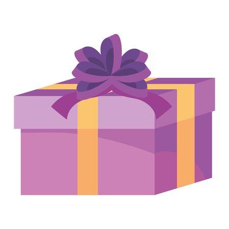 Gift icon design vector illustration