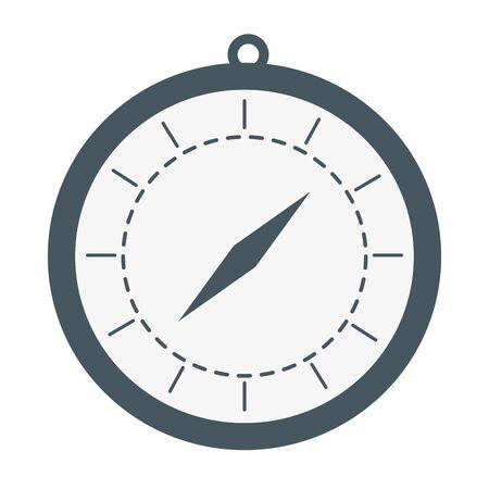 time chronometer cartoon