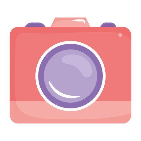 camera photographic summer accessory icon
